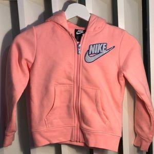 [Brand New] Girls Nike Athletic jacket